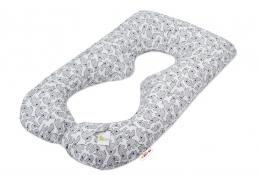 Kojící polštář - relaxační poduška Baby Nellys - 282