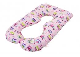 Kojící polštář - relaxační poduška Baby Nellys - 314