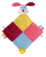 Šustící mazlíček Baby Ono - Králíček Sue