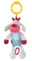 Závěsná plyšová hračka s melodií Baby Ono - Pejsek Simon
