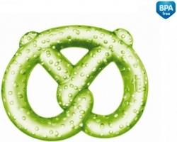 Kousátko vodní, chladící Canpol Babies - Preclíček - zelené