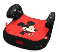 Autosedačka - podsedák Nania Dream - Luxe Mickey - red/black