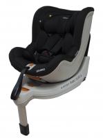 Autosedačka Solario  - 0-18 kg  černý