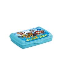 Svačinkový box Paw Patrol 0,5 l  - modrý