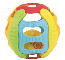 BABY MIX Edukační  hračka/ chrastítko -  Balónek
