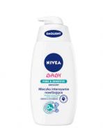 Hydratační mléko NIVEA Pure & Sensitive - 500 ml