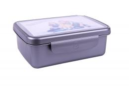 Svačinový box Zdravá sváča - šedý