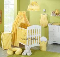 Lustr do dětského pokojíčku - Houpačka krémová