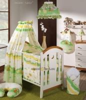 Lustr do dětského pokojíčku - Míša a kamarádi v zelené