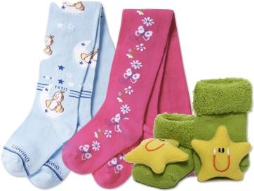 Ponožky,punčocháče,capáčky