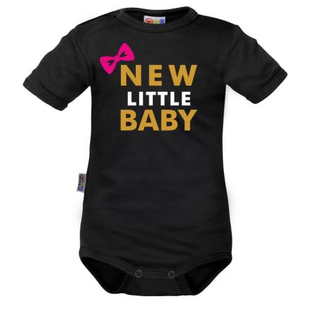 Body krátký rukáv Dejna New little Baby - Girl, vel. 86