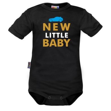 Body krátký rukáv Dejna New little Baby - Boy, vel. 86