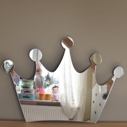 Zrcadlo Metoo na zeď - Koruna