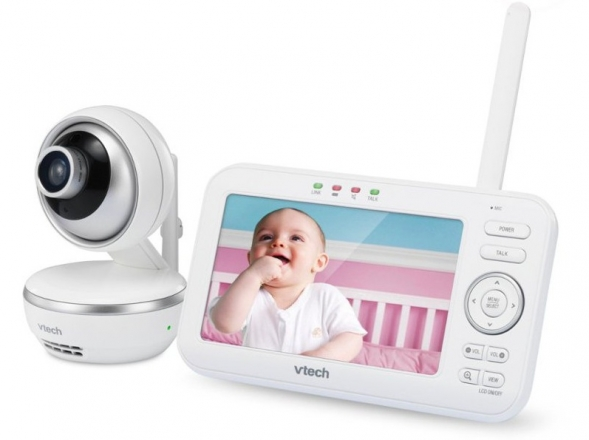 """VTECH VM5261 Moderní dětská video chůvička s displejem 5"""""""