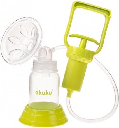 Akuku Manuální odsávačka mléka Premium