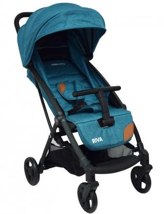 Coto Baby - Kočárek Riva - tyrkysový, 2020 bazarkový z výstavy, prodejny