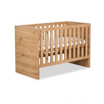 KLUPS Dětská postel AMELIE dub