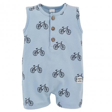 Pinokio Body s nohavičkami Summertime - Kola - modré, vel. 68