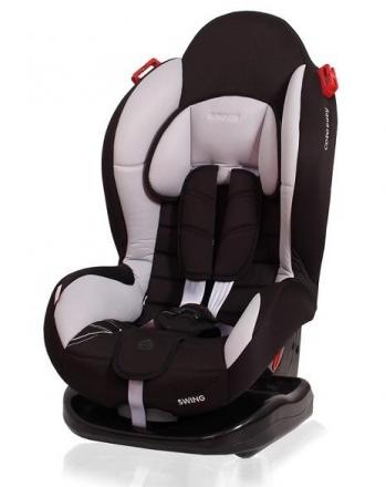 Autosedačka Coto Baby Swing 2020, 9-25kg - šedá. černá