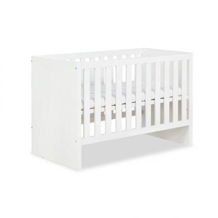 KLUPS Dětská postel AMELIE bílá