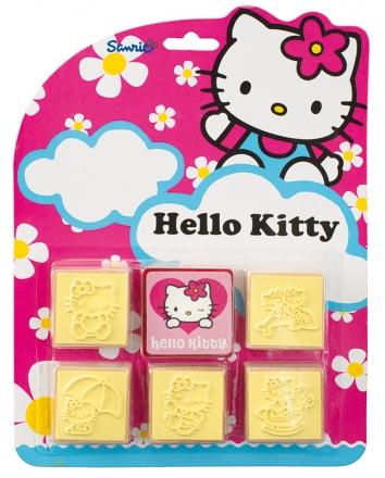 Rappa Razítka 5+1 Hello Kitty