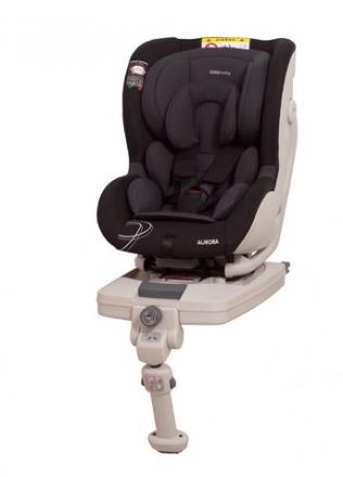 Coto Baby Autosedačka AURORA 2017 - 0-18 kg - černá