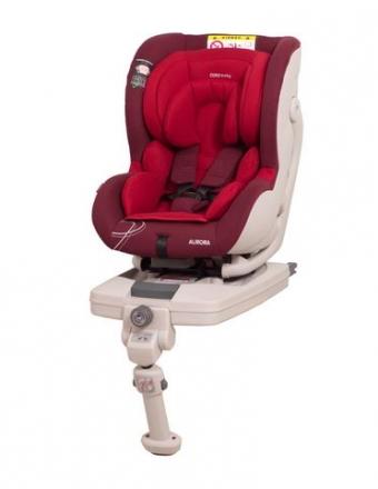Coto Baby Autosedačka AURORA 2017 - 0-18 kg -červená