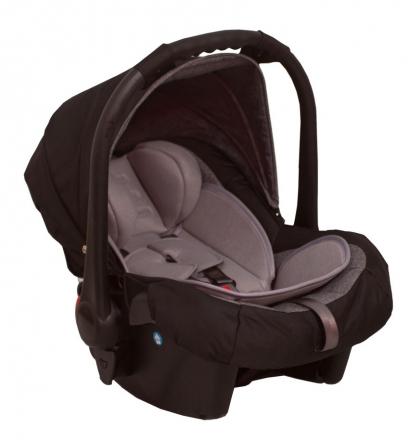 Autosedačka 0 -13kg Coto Baby APRILIA - len black grey