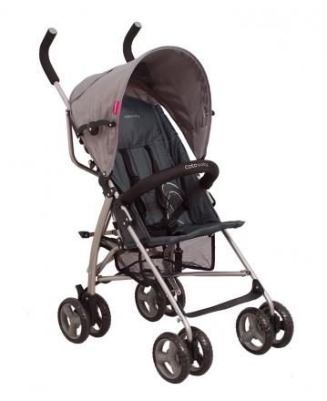 Golfový kočárek Rhythm Coto Baby 2020 šedý