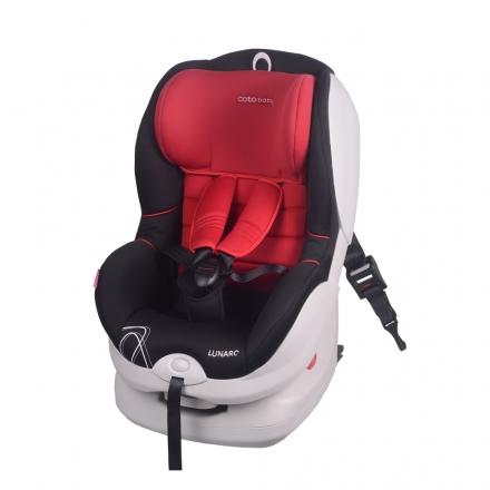 Coto Baby Autosedačka LUNARO 2016 Isofix - 9-18 kg - Červená