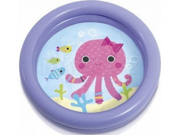 Nafukovací bazén chobotnice/medvěd malý 61 x 15 cm