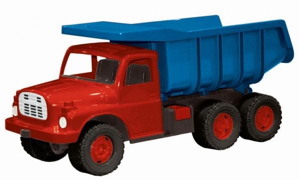 DINO Toys Auto Tatra 148 modro-červená, plastová