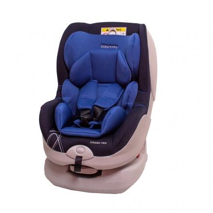 Coto Baby Autosedačka LUNARO PRO Isofix - 0-18 kg - barva modrá