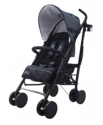 Euro Baby Sportovní kočárek Eco Swiss design - dark grey, K19