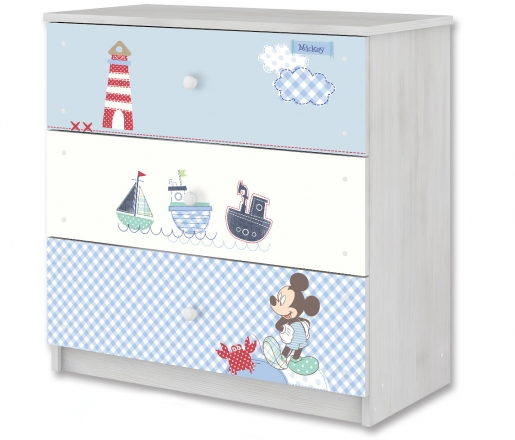 BabyBoo Disney dětská komoda - Mickey, D19