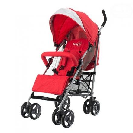 Euro Baby Dětský sportovní kočárek Smart Pro, 2019 - red, Ce19