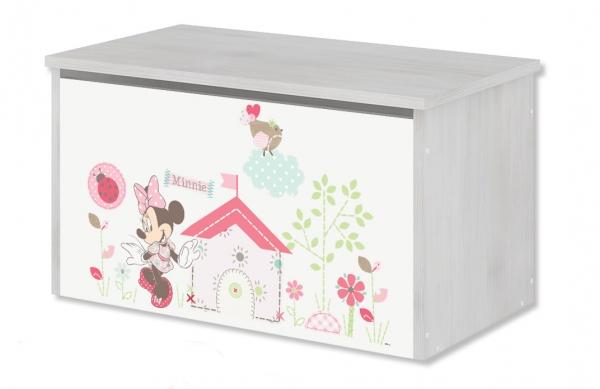 BabyBoo Box na hračky, truhla Disney - Minnie, D19