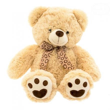 Euro Baby Plyšový medvídek 40cm - béžový