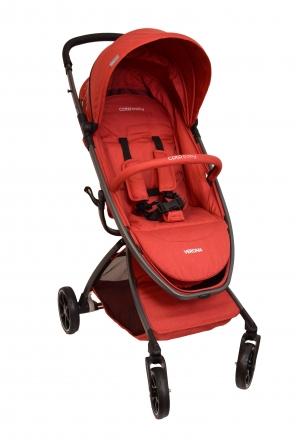 Coto Baby Kočárek Verona 2020 Comfort Line - Red Linen