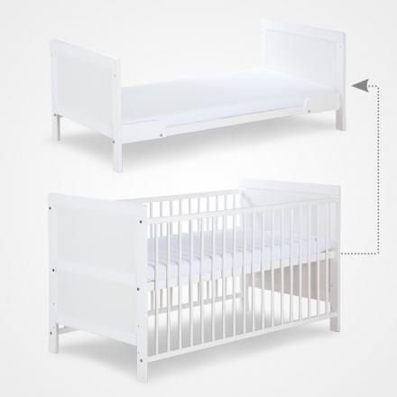 KLUPS Dětská postel BARTEK II 140x70 se šuplíkem
