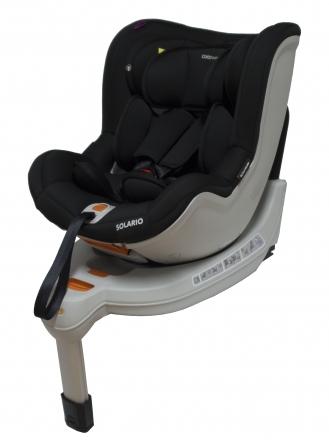 Coto Baby Autosedačka Solario - 0-18 kg černý