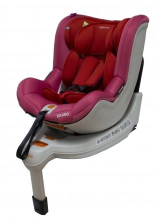 Coto Baby Autosedačka Solario - 0-18 kg červená