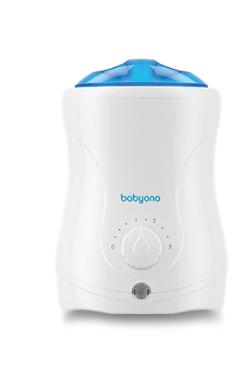 BabyOno Elektrický ohřívač láhví 2v1 se sterilizátorem Baby Ono - Natural Nursing