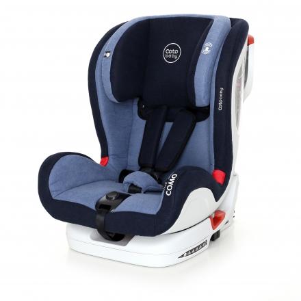 Coto Baby Autosedačka 9-36kg Como Isofix 2018 - Blue/Melagne