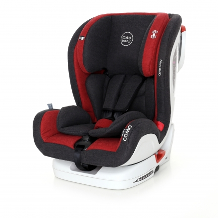 Coto Baby Autosedačka 9-36kg Como Isofix 2018 - Red/Melagne