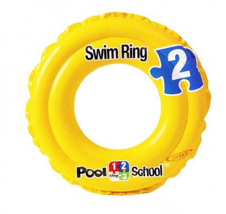 Nafukovací kruh Pool School, 51 cm