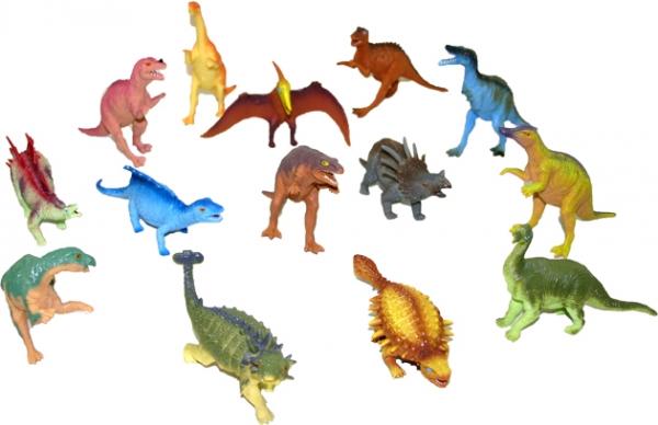 Dinosaurus 15 - 18 cm