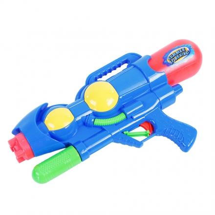 Pistole vodní - velká, 38 cm, 2 barvy
