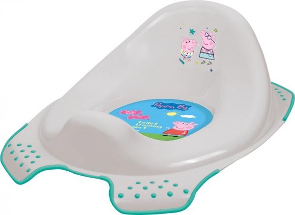 Keeeper Adaptér - treningové sedátko na toaletu Prasátko Peppa