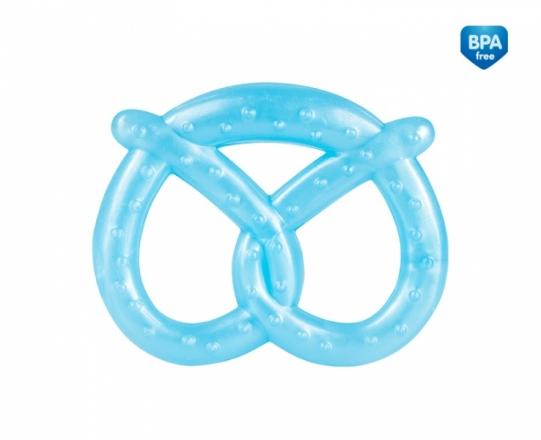 Canpol babies Elastické kousátko Preclíček - modré